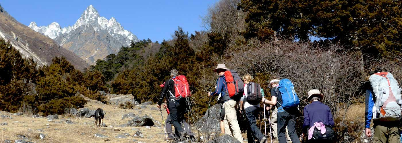 Nepal Trekking Tour Package Picture