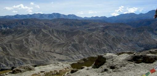 Mustang Landscape View