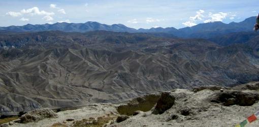 Mustang Landscape View