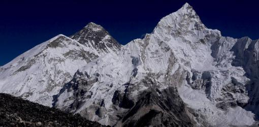 Mount Everest View from Kalapatthar