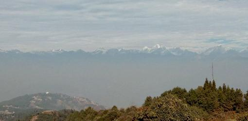 Panoramic View from Nagarkot