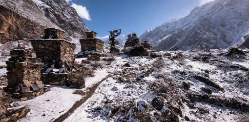 Trail to Tsum Valley