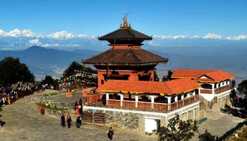 Bhaleshwor Mahadev Temple at Chandragiri
