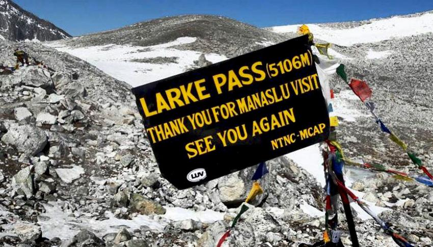 Larkya La Pass