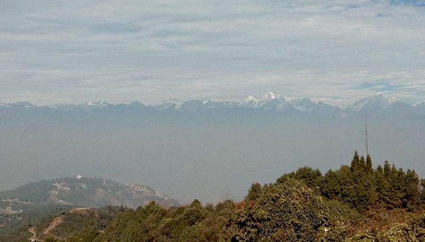 Panoramic View from Nagarkot